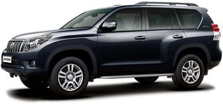 Toyota Land Cruiser Prado 150, двигатель 3